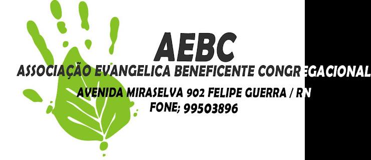 ASSOCIAÇÃO EVANGELICA BENEFICENTE CONGREGACIONAL