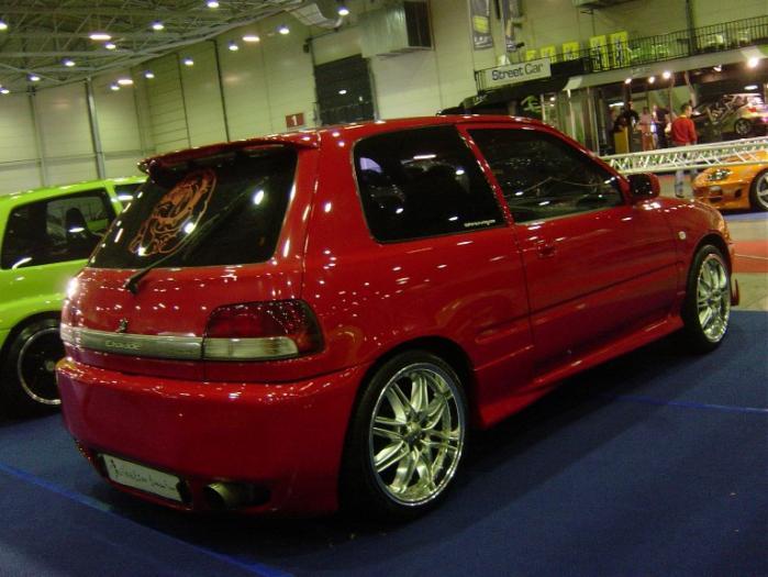 Daihatsu Charade 2010