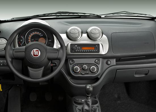 The new 2011 Fiat Uno Fiat Uno