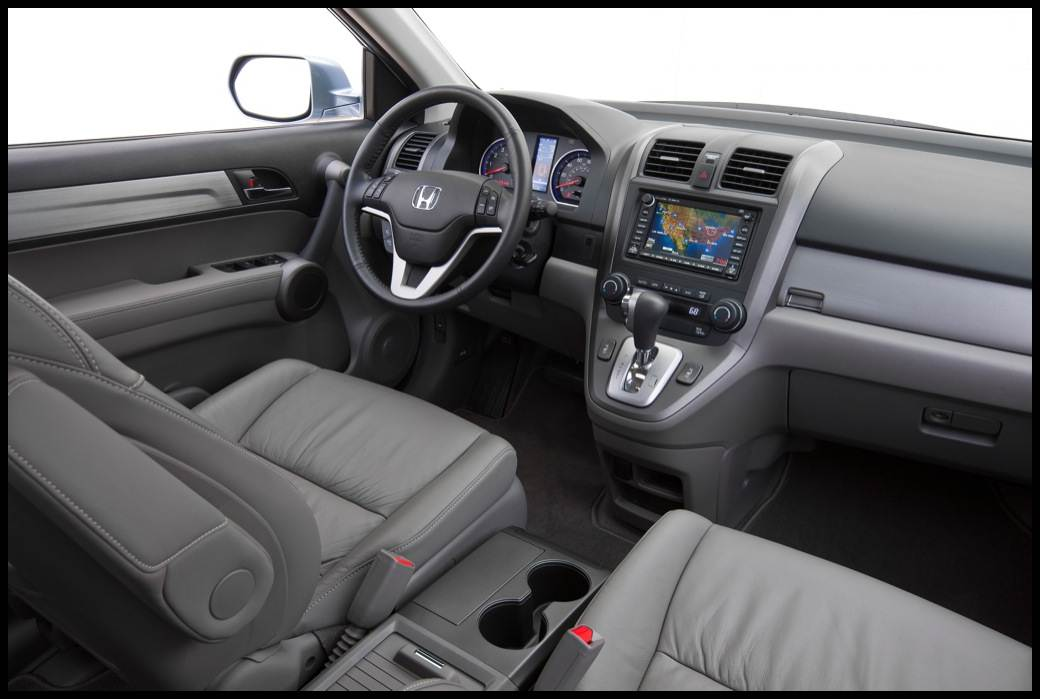 Base Models Of The 2011 Honda CR V Boast Clean Designs And Pretty Good  Materials Quality. By Upping The Ante And Upgrading To The EX L, Though, ...