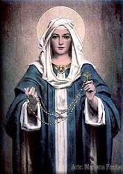 Ave Maria cheia de graça,rogai por nós.
