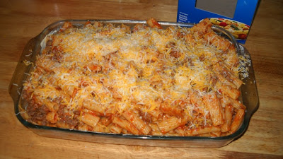 Baked+Ziti Sharons Baked Ziti