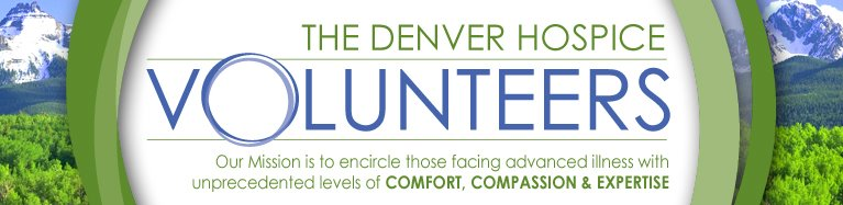 The Denver Hospice Volunteers