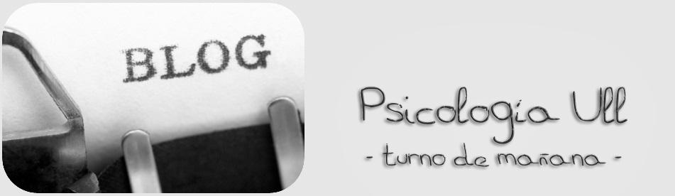 Psicologia ULL