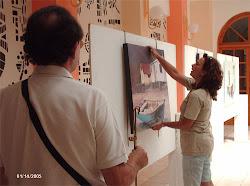 Expo en Elche de la Sierra