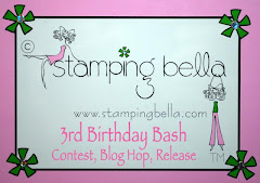BELLA BIRTHDAY BLOG HOP