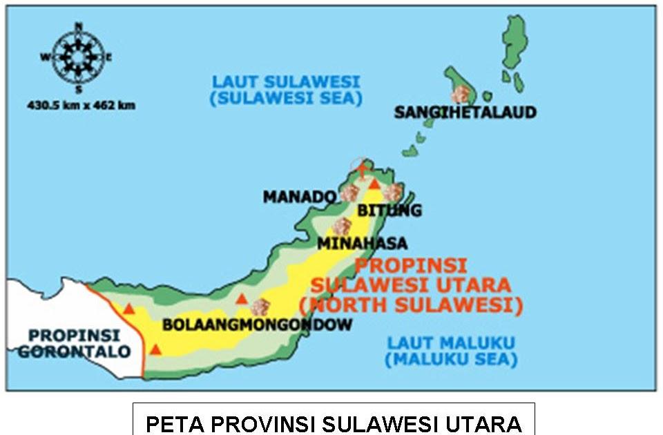 peta digital peta provinsi sulawesi utara 05