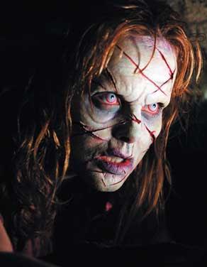 La muerte de Mary Ure (El exorcista)