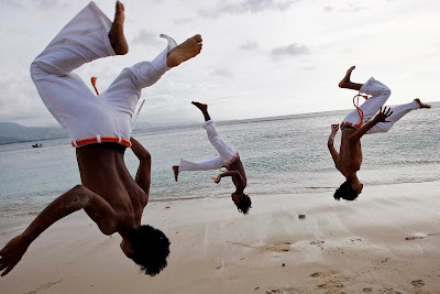 photo of the day, photojournalism, United Nations, United Nations Photo, Diana Topan, Photography News, photography-news.com, photo news, Capoeira, Dili Beach