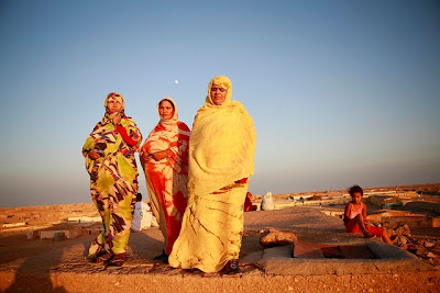 photo of the day, United Nations Photo, Saharawi Refugees, refugees photo, Diana Topan,Photography News, photography-news.com, photo news, photography, photojournalism