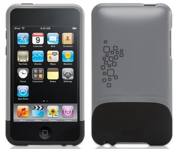 Nu Form Hard-shell iPod Touch case