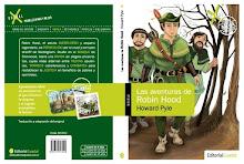 Libro Robin Hood, Colección Lectura Activa de Ed. Guadal