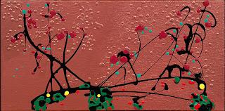 Araignées dans les rosiers