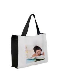 Bolsas (tipo sacola) personalizadas