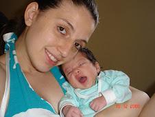 Mamãe e Gabi