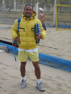 Dal Manuale del Beachtennis