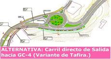 Proyecto Reordenación Glorieta de Bandama