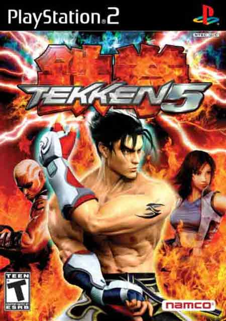 descargar tekken 5 para pc