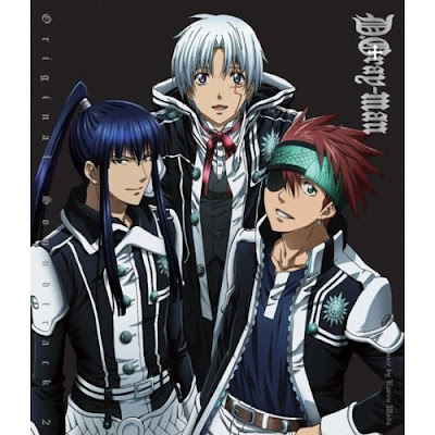 d.gray man picture D.Gray-Man+OST+2