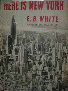 Here is New York  E  B  White  Roger Angell                 Amazon     The Daily Beast
