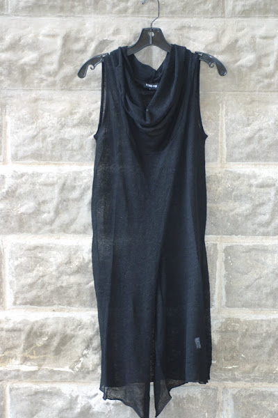 Ronen Chen Cowl Neck Tunic
