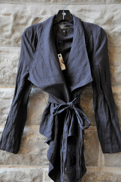 Beautiful Wrap Jacket, $154