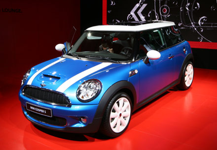 mini cooper small cars