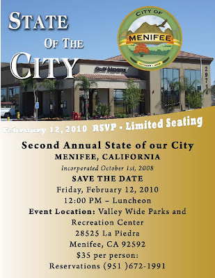 menifee state of the city address