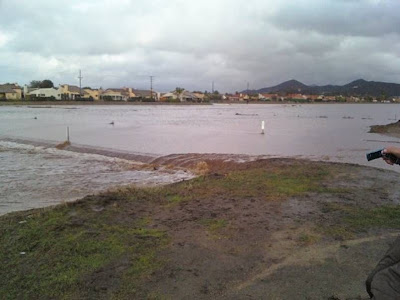 flooding in Menifee