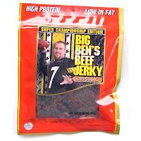 Ben Roethlisberger beef jerky
