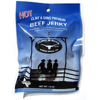 clint & sons beef jerky