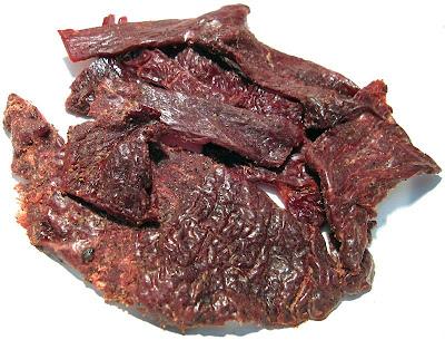 smokehouse beef jerky