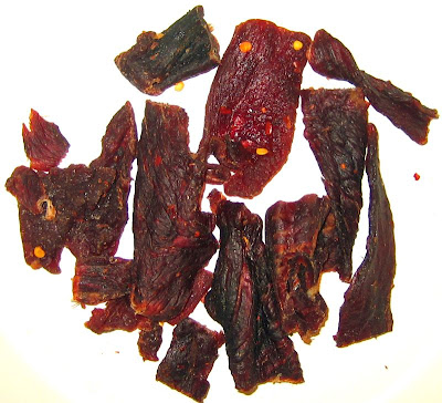 Buffalo Bills Beef Jerky - Premium Spicy