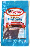 Enjoy Beef Jerky - Peppered