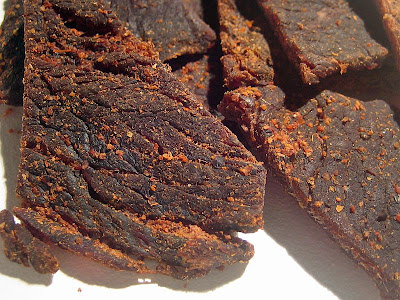 Organic Prairie Beef Jerky - Spicy Hickory
