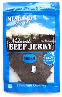 Mt Shasta's Finest Beef Jerky - Original
