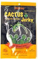 Cactus Jerky - Teriyaki
