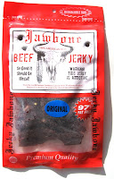 Jawbone Beef Jerky - Original