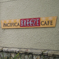 Pacific Breeze Cafe, Del Mar