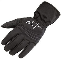 alpinestars st-1 gloves
