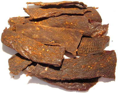 steak strip beef jerky