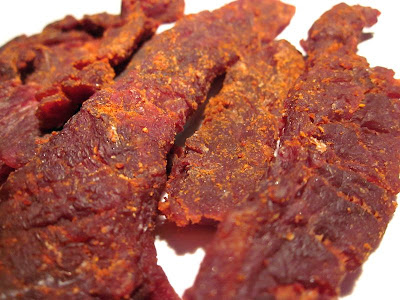 barbecue flavored jerky