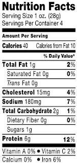 jerky john's nutrition