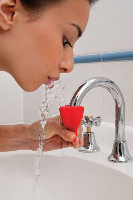 tapi turn your sink into a drinking fountain