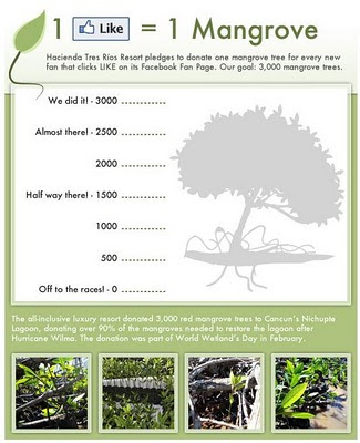 Facebook Page Mangrove Tree