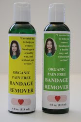 spray-on bandage remover