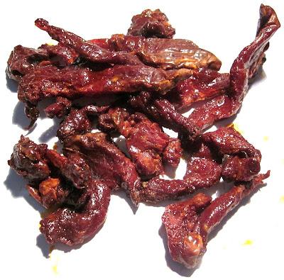 habanero beef jerky