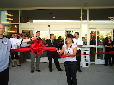 Kohl's Menifee Ribbon Cutting
