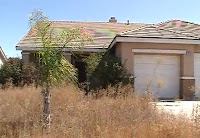 neglected home in menifee