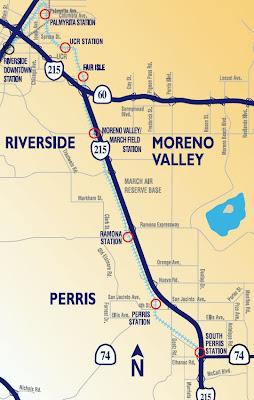Perris Valley Line